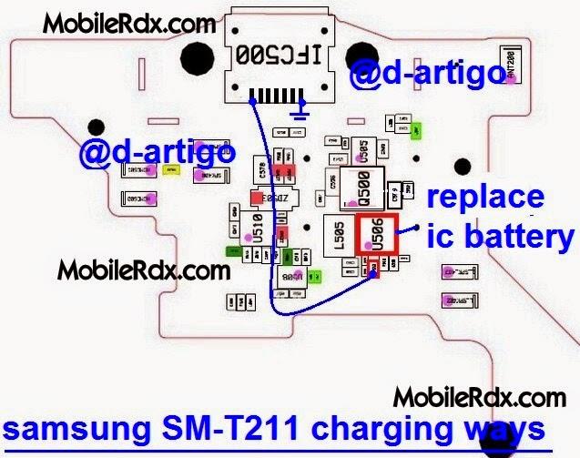 Samsung-Tab-3-SM-T211-Charging-Solution-